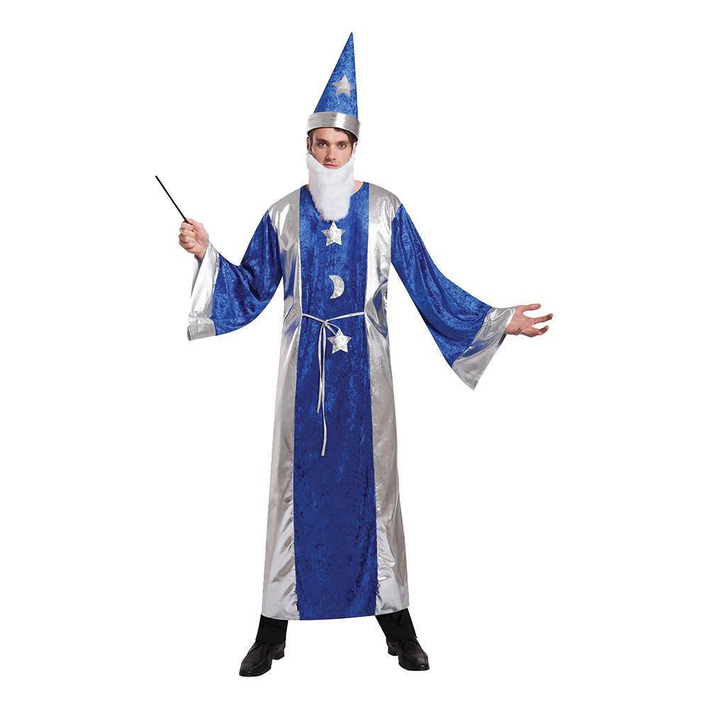 Magiker Maskeraddräkt - One size