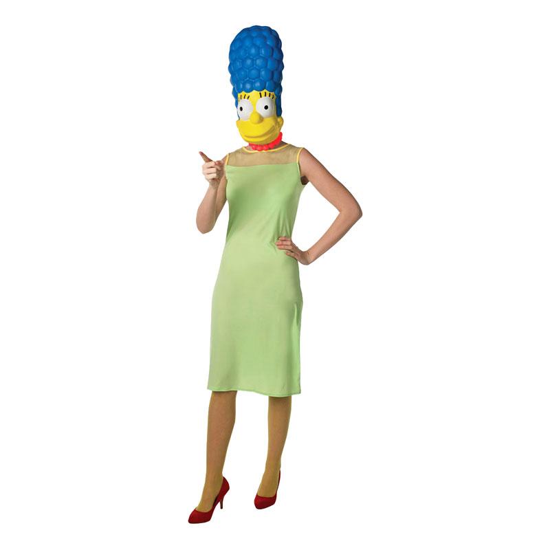Marge Simpson Maskeraddräkt - Medium
