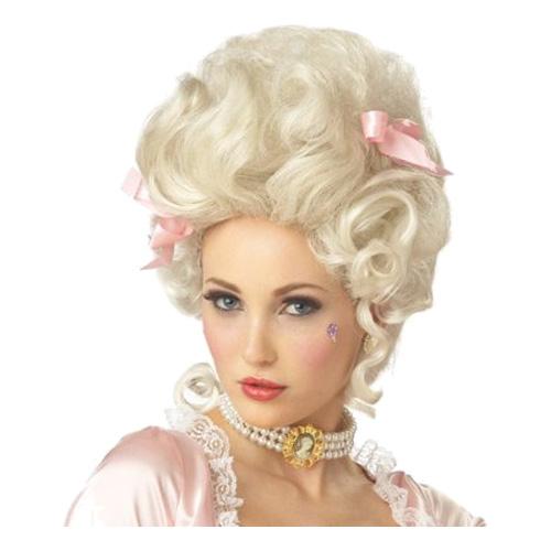 Marie Antoinette Peruk - One size