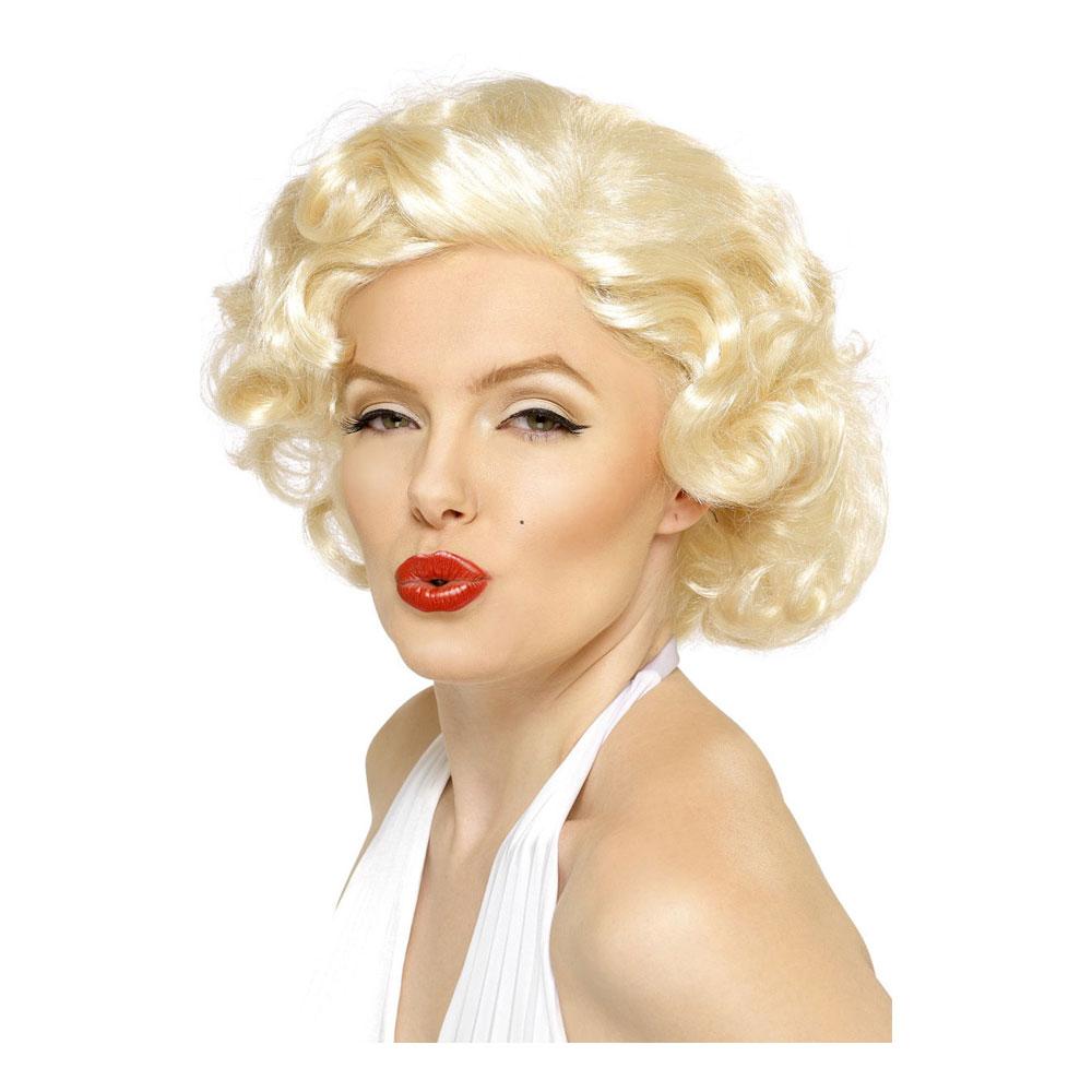 Marilyn Monroe Budget Peruk - One size