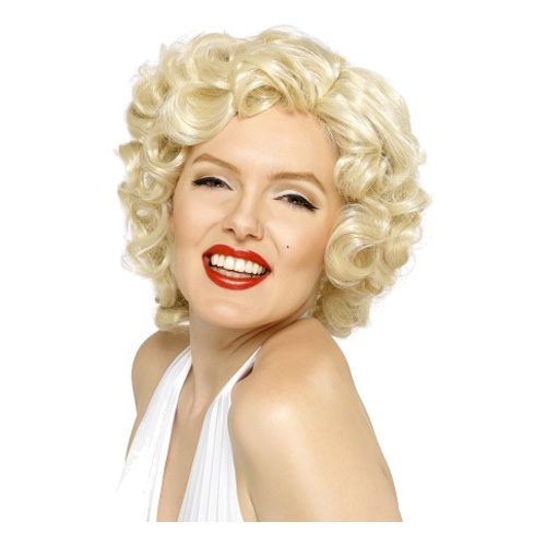Marilyn Monroe Peruk - One size