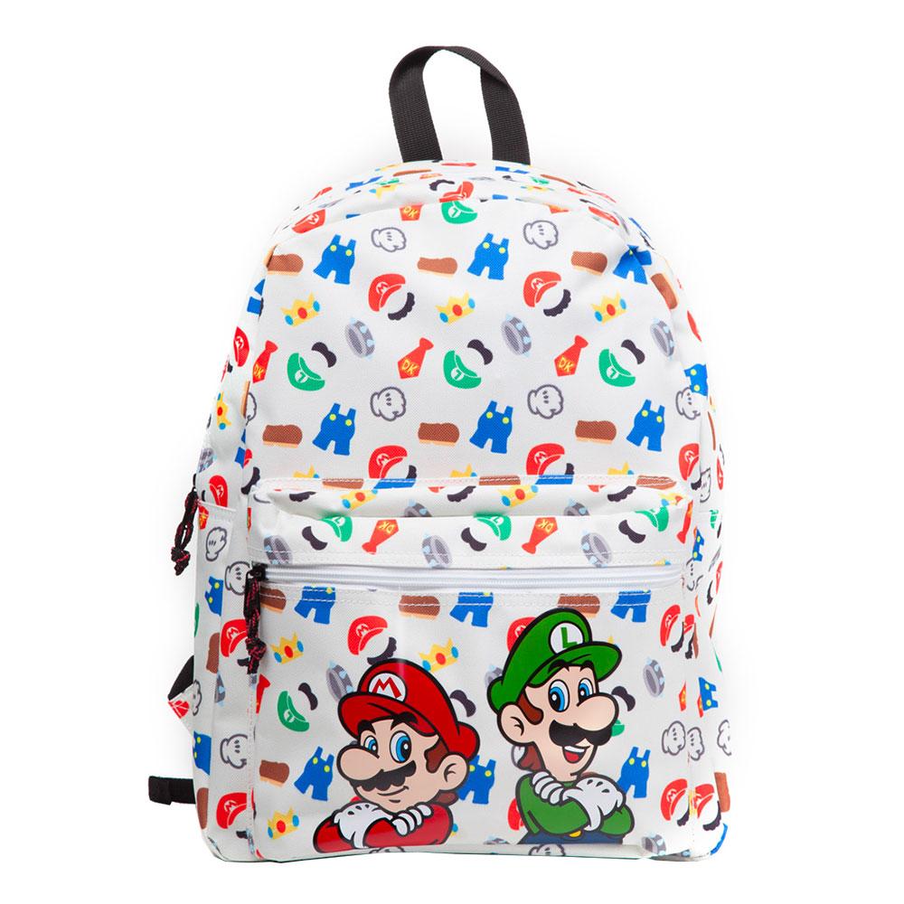 Mario och Luigi Ryggsäck thumbnail