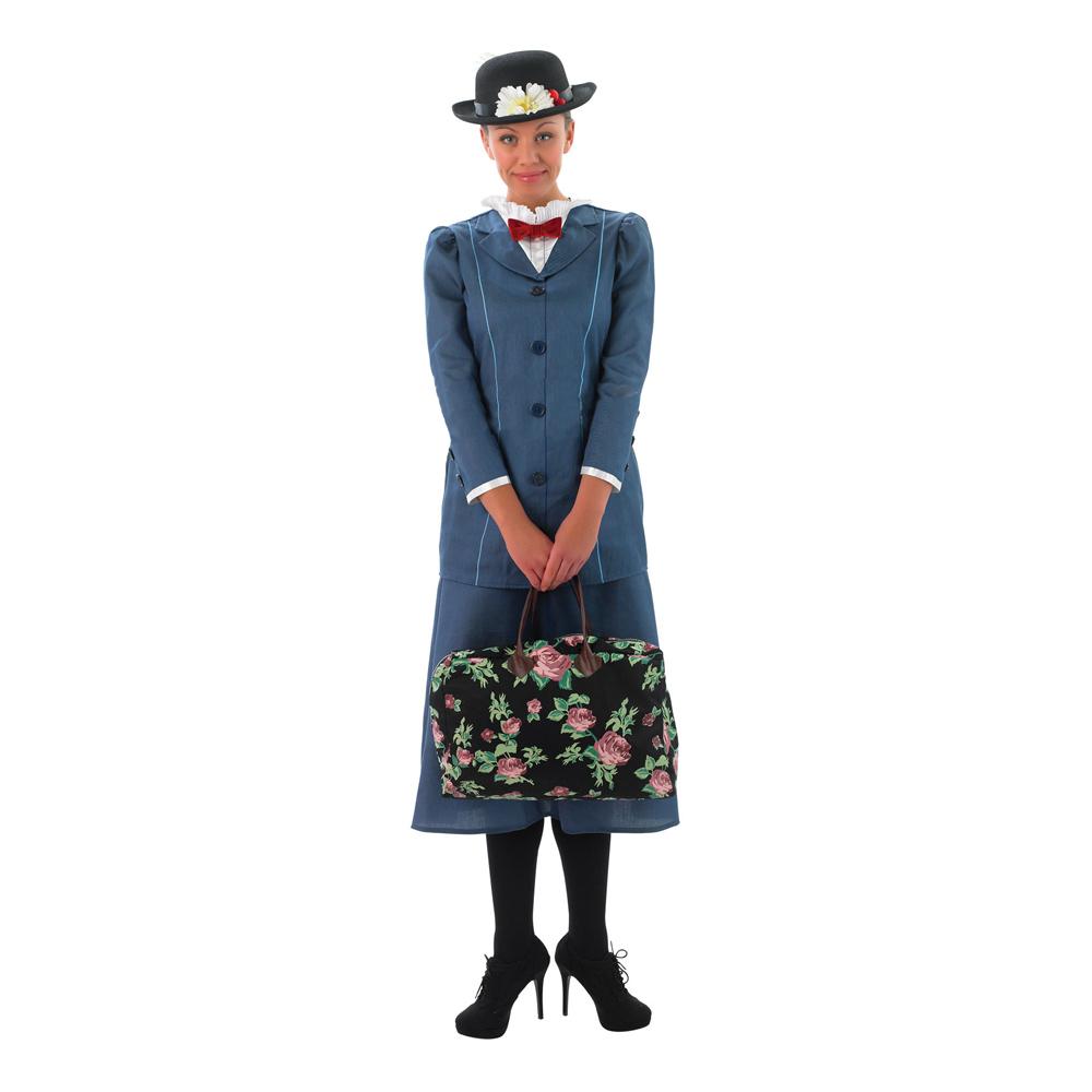 Maskeradkläder Vuxna - Mary Poppins  - Small