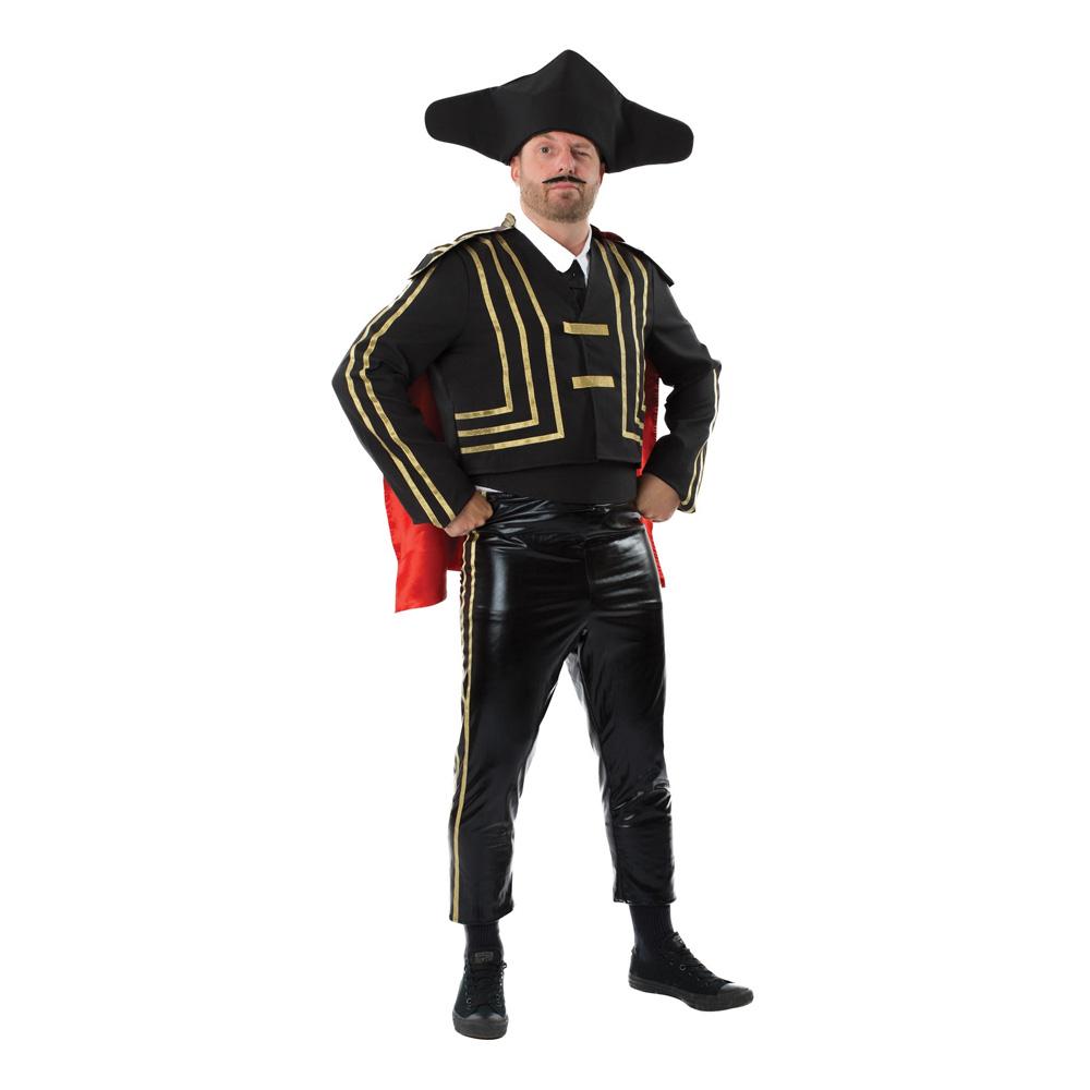 Matador Maskeraddräkt - Standard