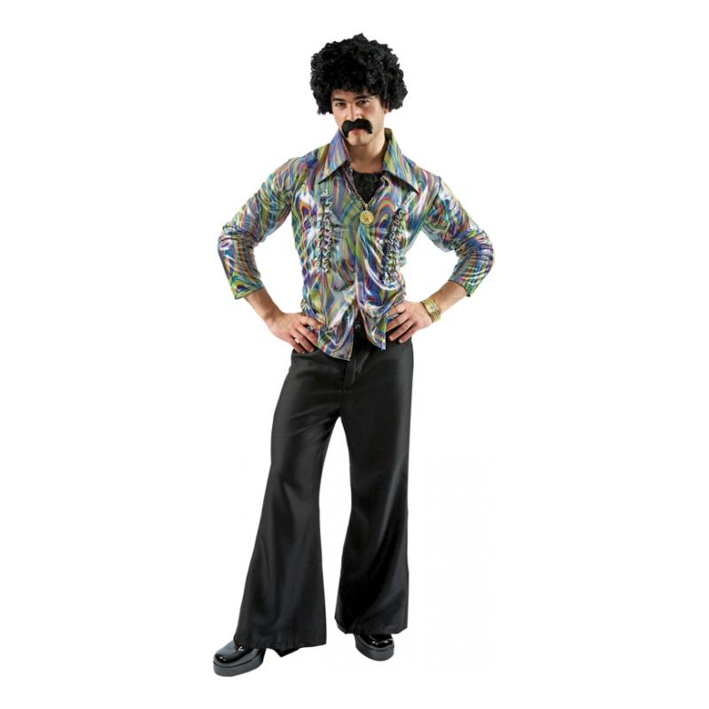 Disco Man Maskeraddräkt - Standard
