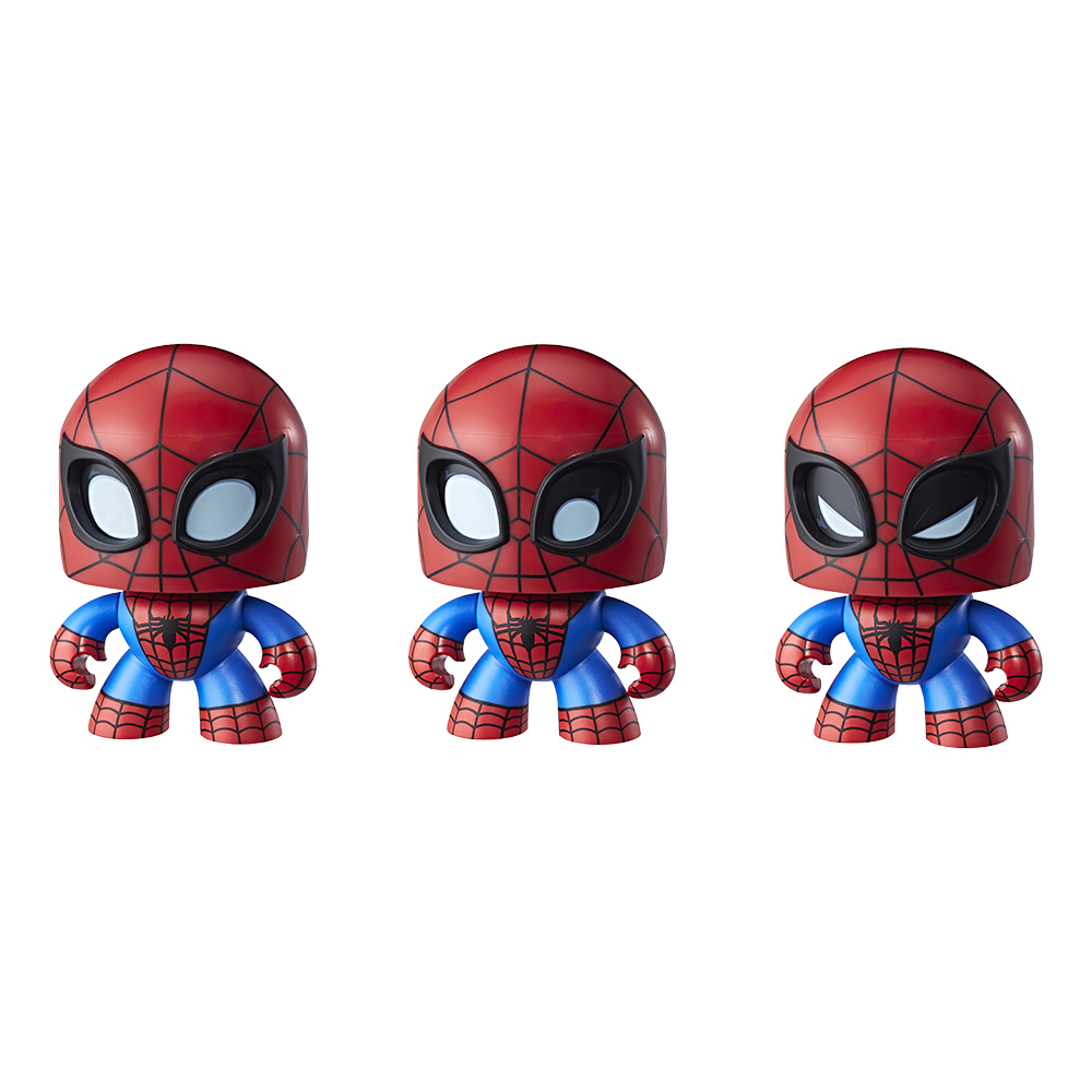 Mighty Muggs Spiderman