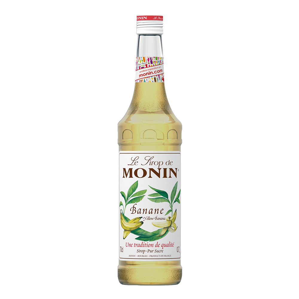 Monin Gul Banan Drinkmix - 70 cl