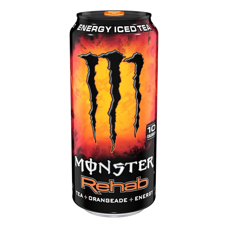 Monster Rehab Orange - 1-pack
