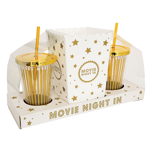 Movie Night Set