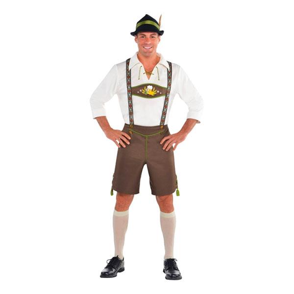 Mr Oktoberfest Maskeraddräkt - One size