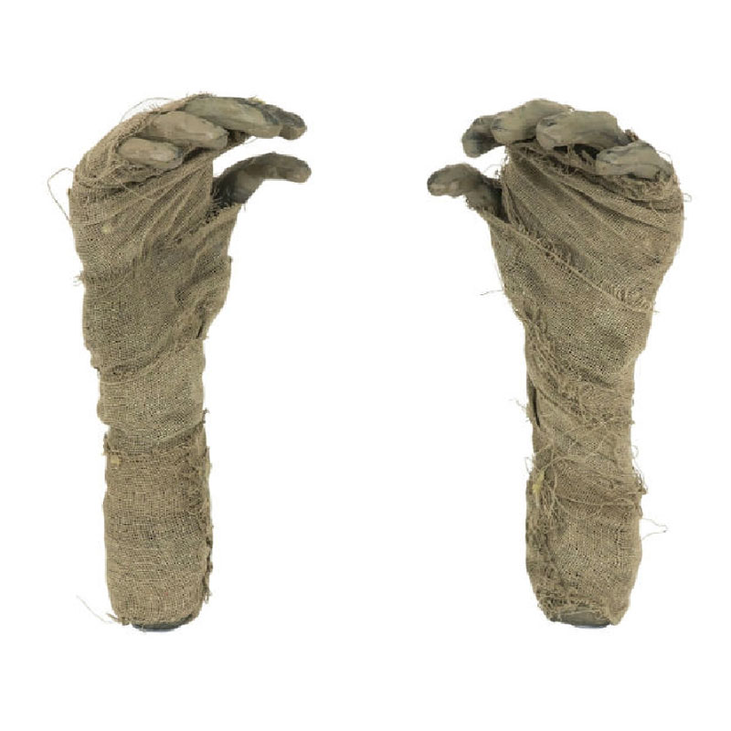 Mumifierade Händer ur Marken Prop - 2-pack