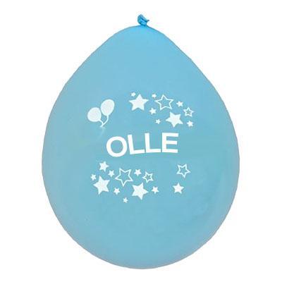 Namnballonger - Olle