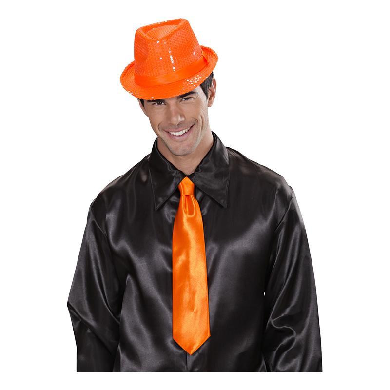 Neon Slips - Orange