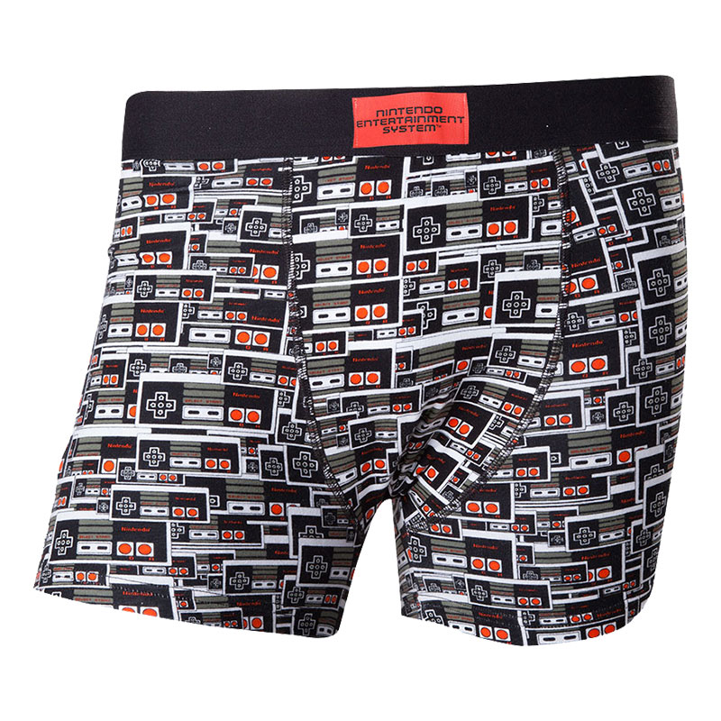 Nintendo NES Controller Boxers - Large