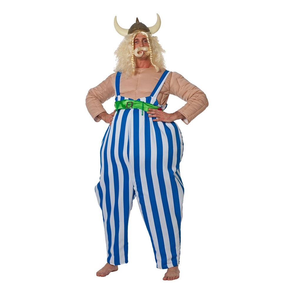 Obelix Viking Maskeraddräkt - Medium