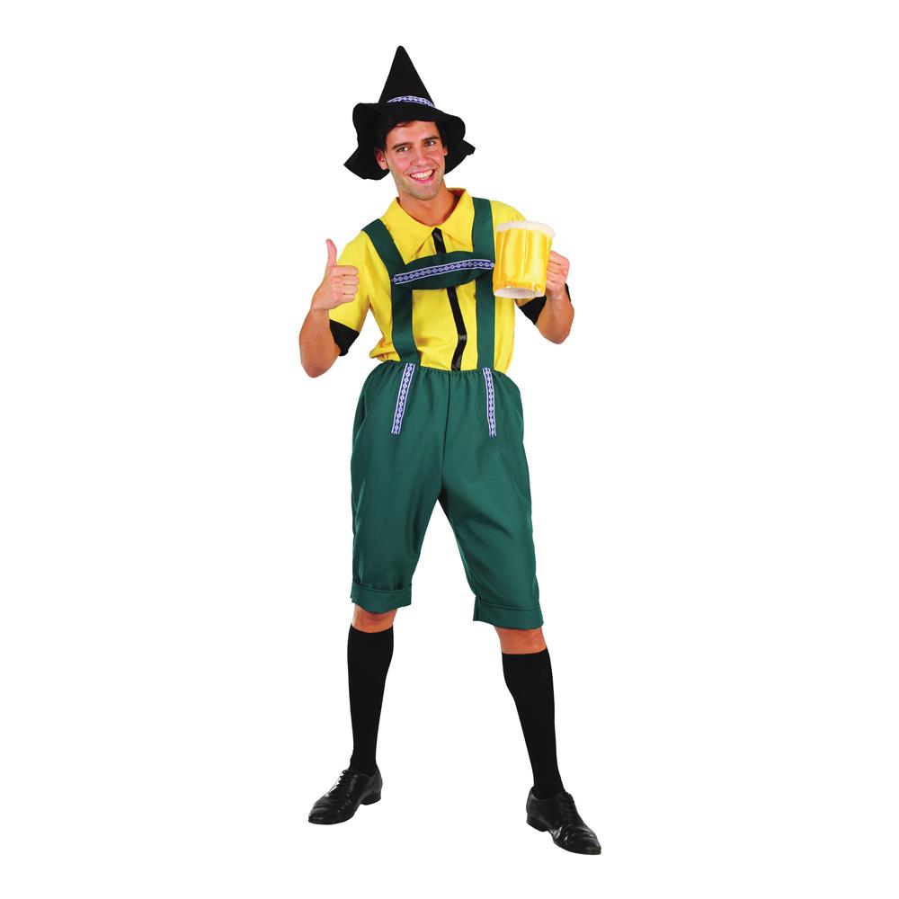 Oktoberfest Budget Maskeraddräkt - One size