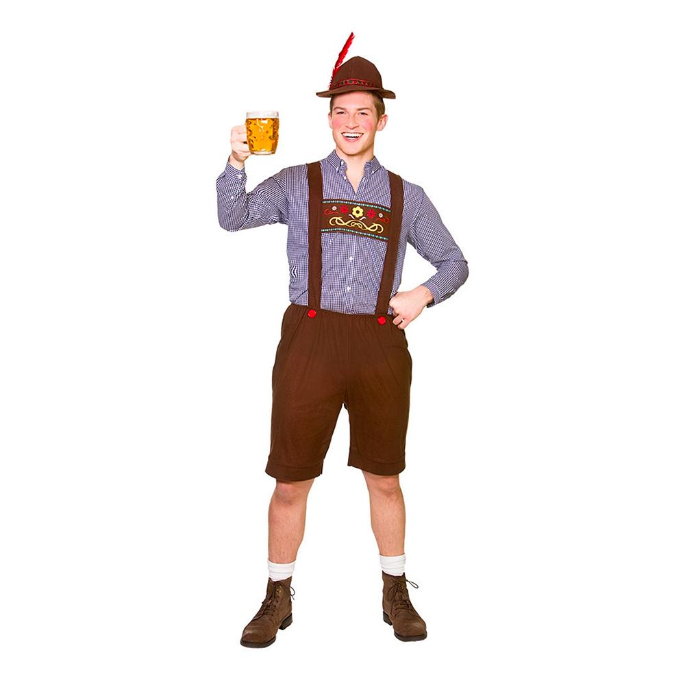 Oktoberfest Tillbehörsset - One size