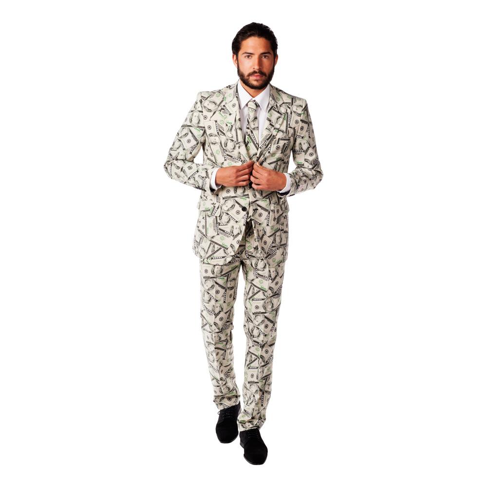 OppoSuits Cashanova Kostym - 46