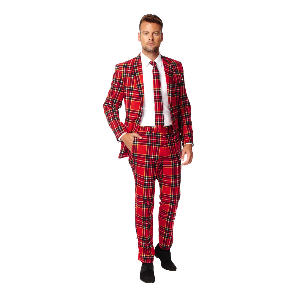 OppoSuits The Lumberjack Kostym - 46