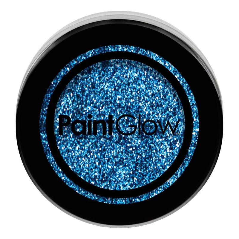 PaintGlow Kroppsglitter - Blå