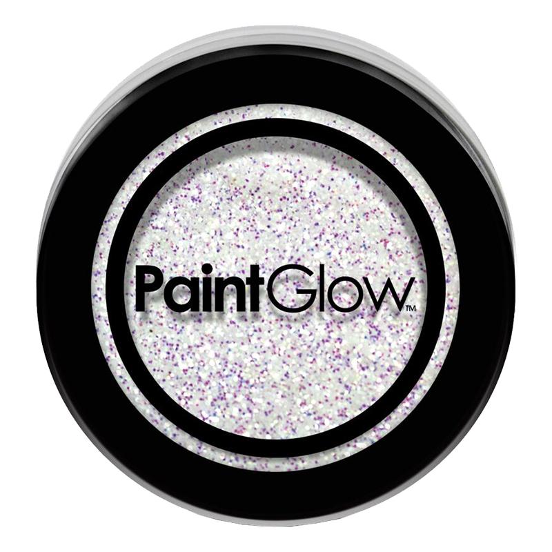 PaintGlow Kroppsglitter - Vit