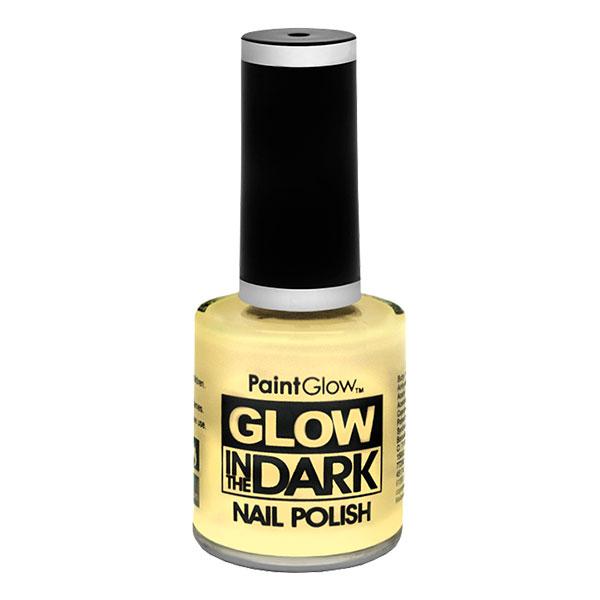 PaintGlow Självlysande Nagellack - Transparent