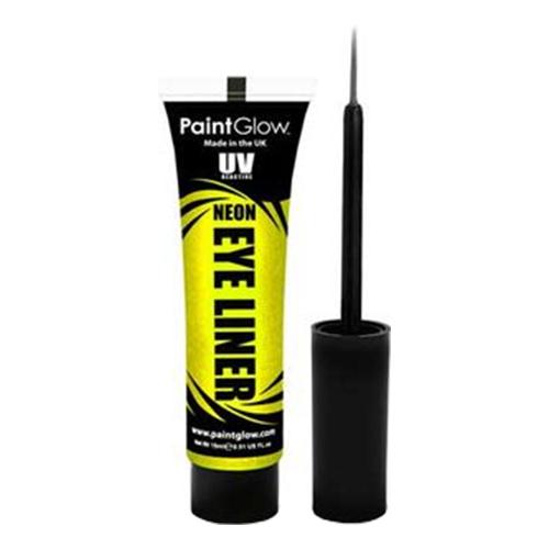 PaintGlow UV Neon Eyeliner - Gul