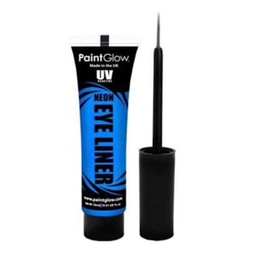 PaintGlow UV Neon Eyeliner - Blå
