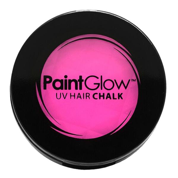 PaintGlow UV Neon Hårkrita - Rosa