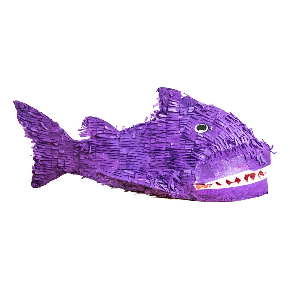 Pinata Fisk Lila