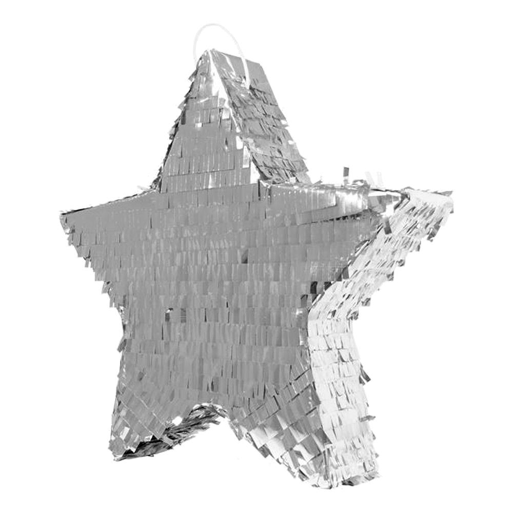Pinata Stjärna Silver