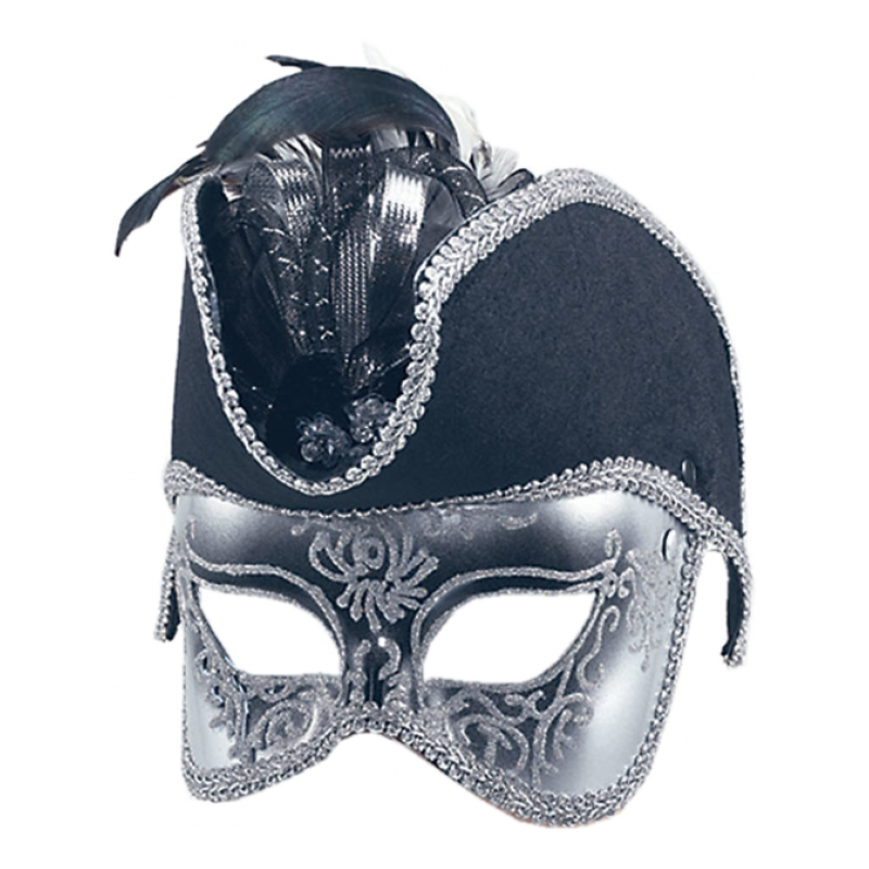 Pirat Karnival Mask - One size