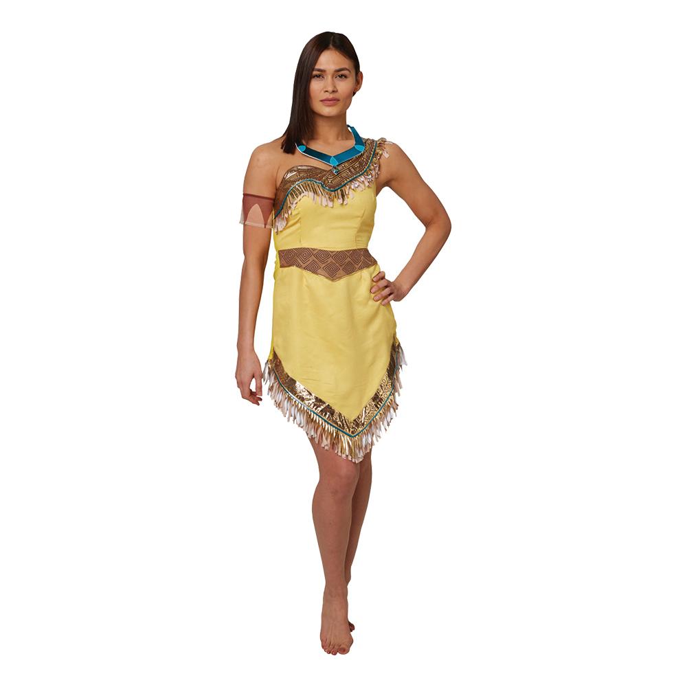 Pocahontas Maskeraddräkt - Small