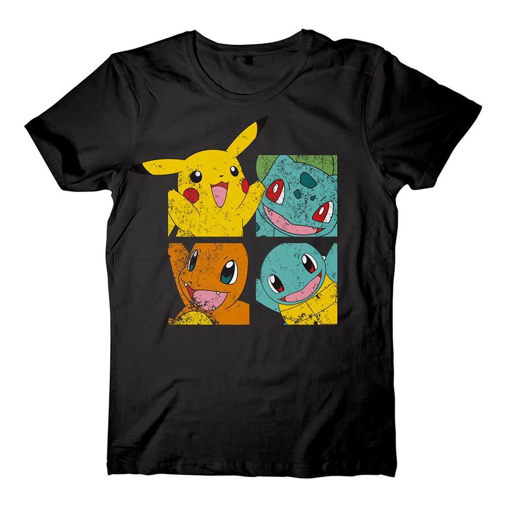 Pokemon Friends T-shirt - Small