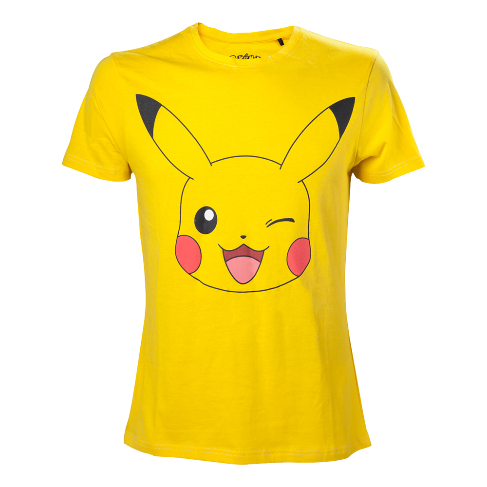 Pokemon Pikachu T-Shirt - Large