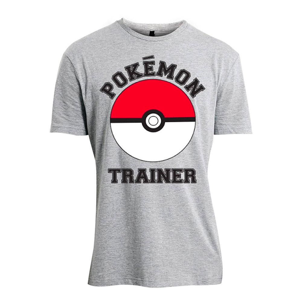 Pokemon Trainer T-Shirt - XX-Large