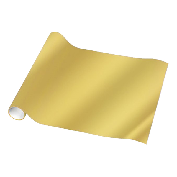 Presentpapper Guld Metallic