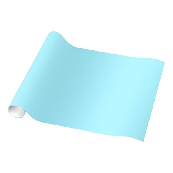 Presentpapper Ljusblå