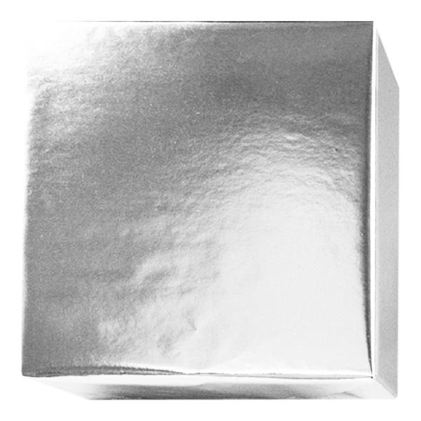 Presentpapper Metallic - Silver