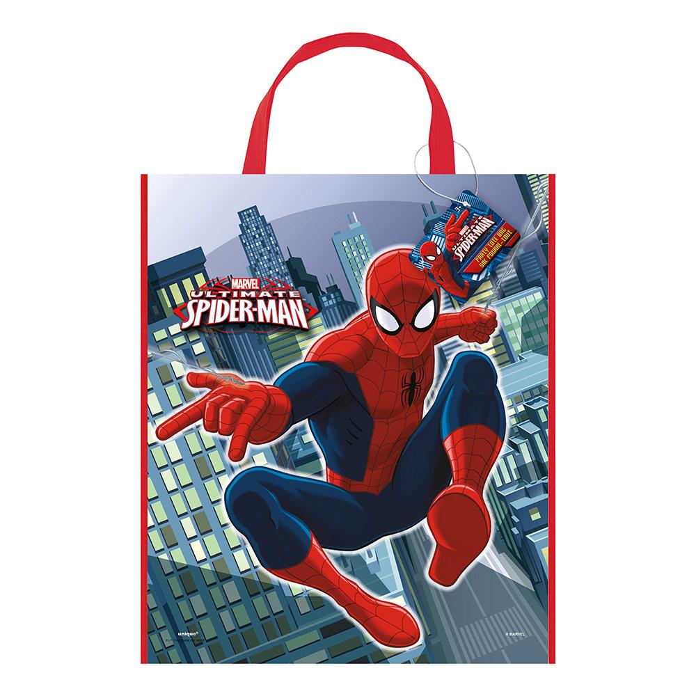 Presentpåse Spiderman