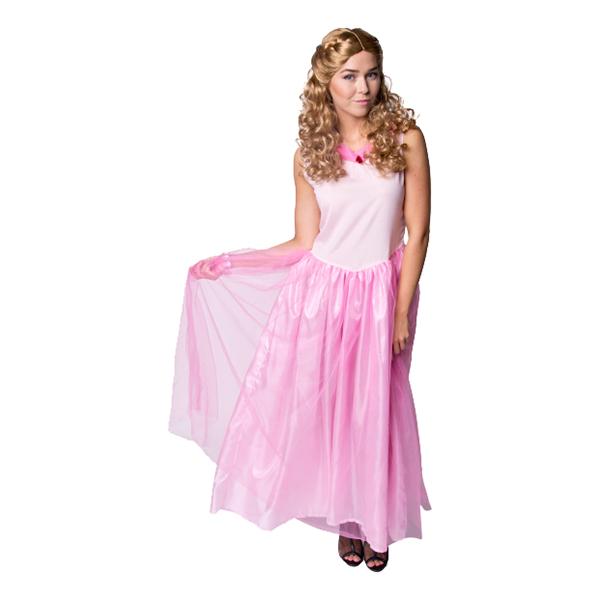 Prinsessklänning Maskeraddräkt - One size