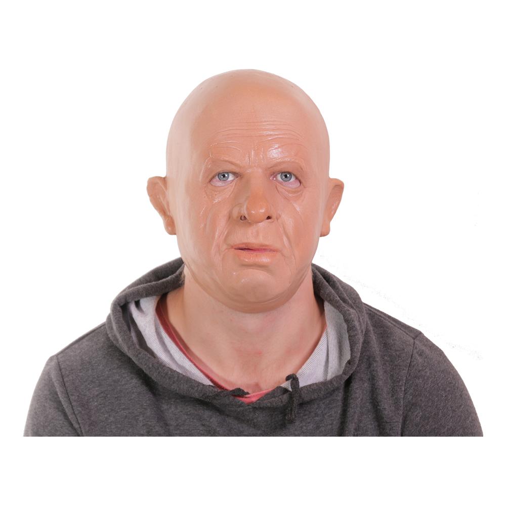 Professor Howard Greyland Film Mask - One Size