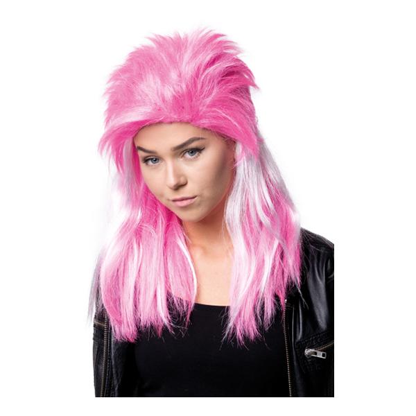 Punkperuk Rosa - One size