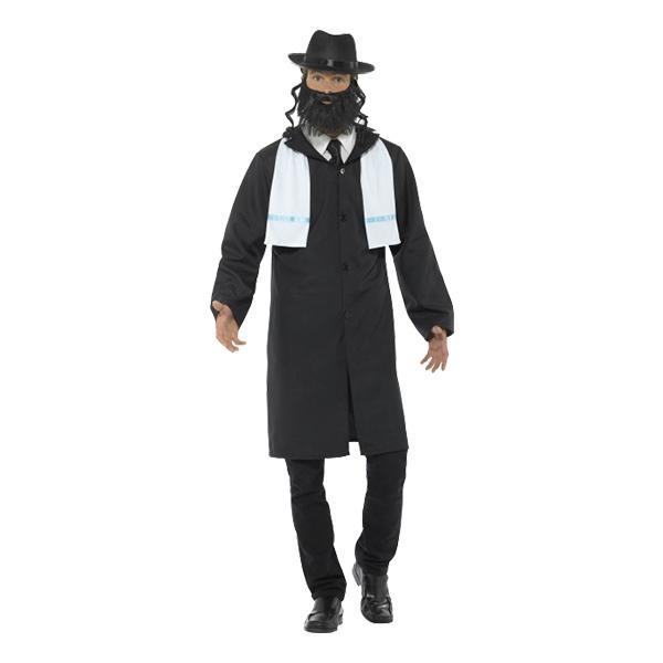 Rabbi Maskeraddräkt - Medium