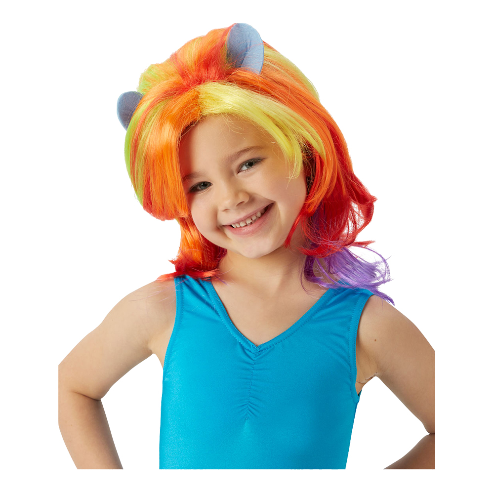 Rainbow Dash Peruk - One size