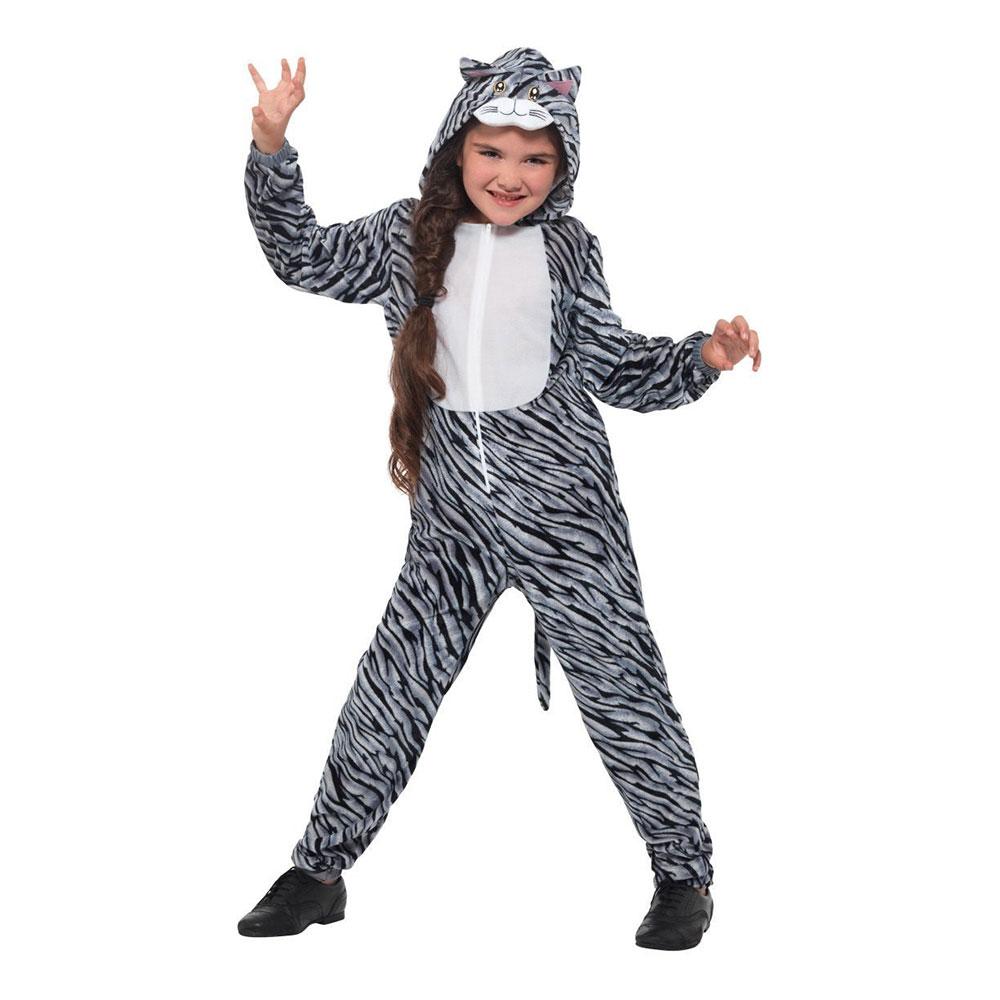 Randig Katt Barn Maskeraddräkt - Small – Jämför prislappen på ett stort  utbud varierande Barn maskeradkläder nu! 291e06f50a2e9