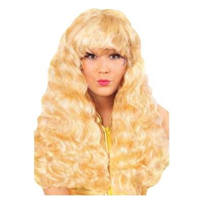 Rapunzel Blond Peruk - One size