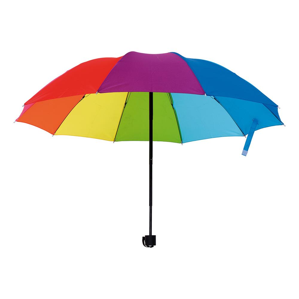 Regnbågsfärgat Paraply thumbnail