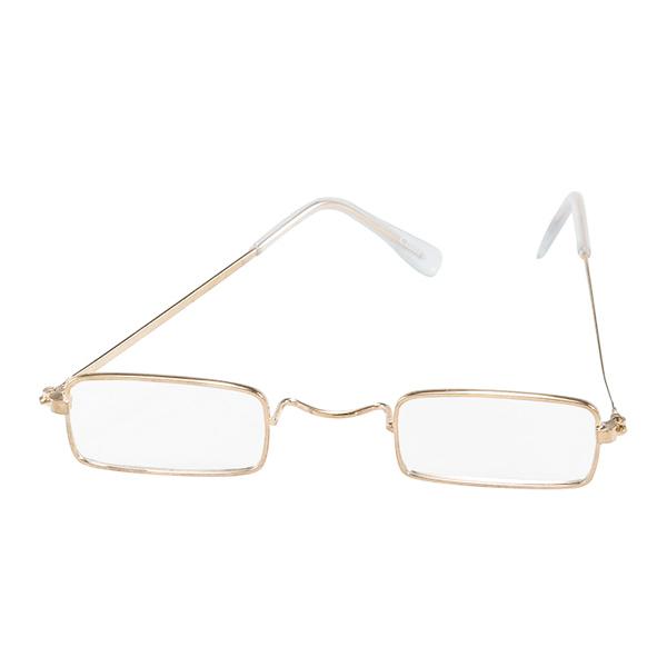Rektangulära Glasögon thumbnail