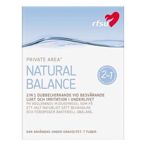 RFSU Natural Balance